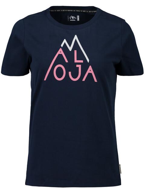 Maloja BaselgiaM. T-Shirt Women mountain lake